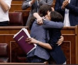 iglesias-y-monteroi-1% - El bochornoso  teatro de la democracia interna en Podemos