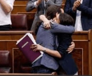 iglesias-y-monteroi-2% - Las bases salvan a Iglesias-Montero y hunden a Podemos