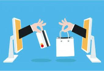 COMPRAS-ON-LINE% - Cada año se compra más ON LINE y menos IN SHOP
