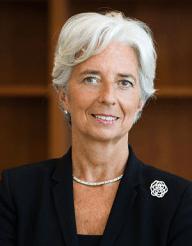lagarde% - Lagarde viene avisando que es gerundio