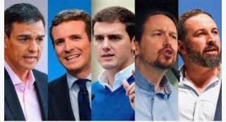 politicos-españoles-1% - Hoy tendrían que haber dimitido  Sánchez e Iglesias también