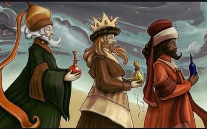 reyes-magos% - Hoy es el día de los niños y empezaremos a trabajar cuando abra Wall St