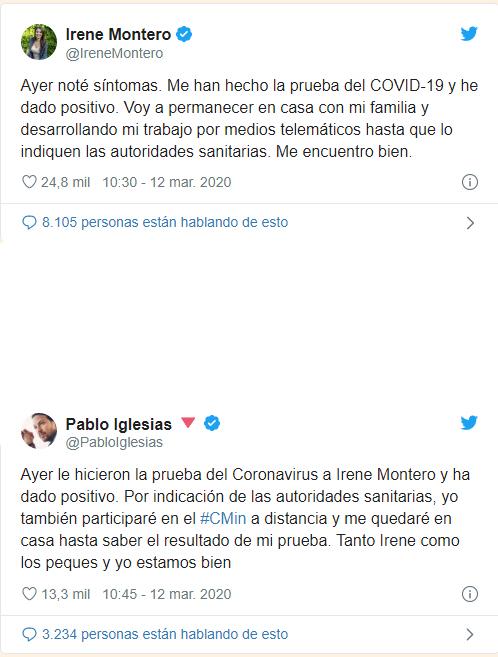 Mucha suerte , fuerza y ánimo a la familia Iglesias-Montero