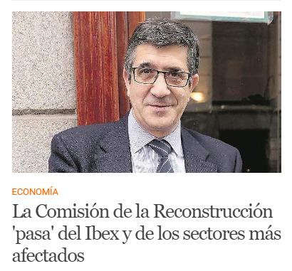 HUMOR-18-MAYO-4% - La Comisión de la Reconstrucción da miedo
