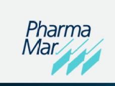 pharmamar% - Pharmamar emitirá en octubre resultados de la primera fase del Aplidin