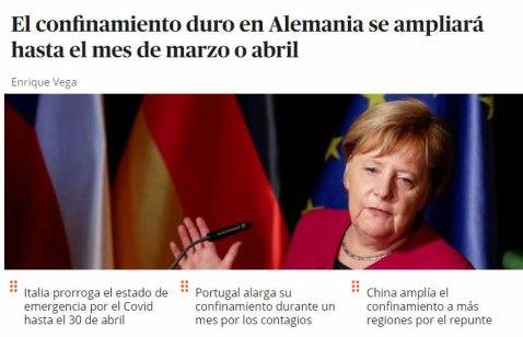 alemania-confinamiento% - Mientras en España ni se contempla , en otros países se aplica el confinamiento duro