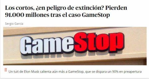 gamestop% - La movida de gamestop llega hasta España