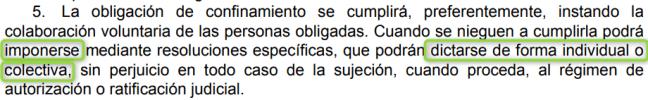 """disposicion-2767-BOE-23-F-2021% - Ayer se produjo otro """"golpe de estado"""" en España a nuestros derechos"""