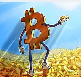 bitcoin-oro% - ¿El Oro ha muerto? ¿ viva el Bitcoin? por qué y de qué
