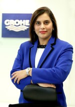 GROHE appoints Renu Misra as the new President for the Middle East, Africa and East Mediterranean