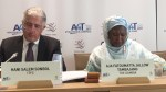 Islamic Development Bank Promoting Connectivity for Sustainable Development, on the sidelines of WTO's Aid for Trade Global Review 2017 in Geneva