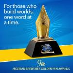 Nigerian Breweries Lauds Media on Golden Pen Awards Entries