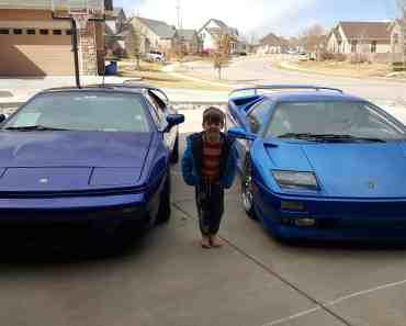 Diablo and Esprit V8