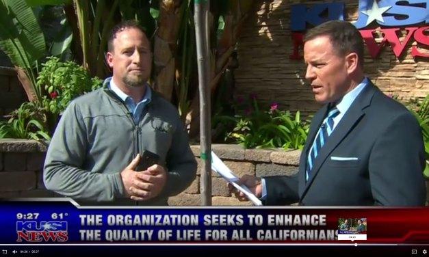 San Diego celebrates Arbor Day by planting trees