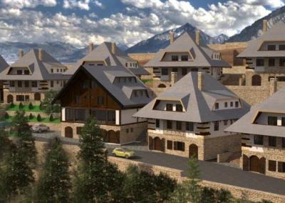 Cottage settlement*** – Location 3.