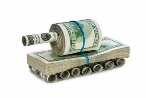 Dollar Stärke
