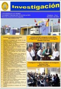 Informativo Investigacion Chimbote Diciembre 2015