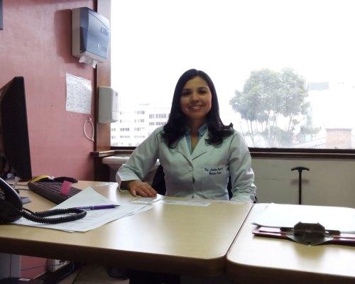 Dra. Carolina Bazurto