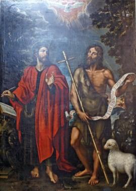 Cincinnato y taller: Santos Juanes, 1591-1597. Guadalajara, Museo Provincial.
