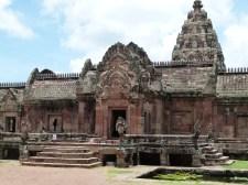 Entrada al templo de Phanom Rung