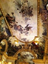 Salón de Baile, lugar dónde se celebró el concierto.