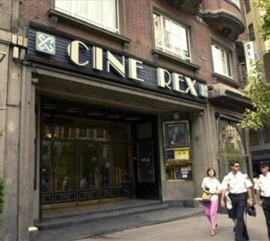Antiguo Cine Rex