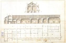 Santiago Bonavía: Proyecto para reformar el Quarto que habitan Sus Magestades en su Real Palacio del Buen Retiro, 1746. Archivo General de Palacio, Madrid.