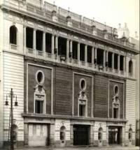 El Palacio de la Música en Gran Vía nº 35