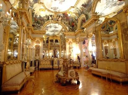 Salón de Baile. Museo Cerralbo, Madrid.