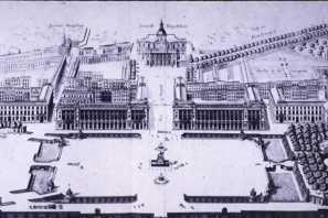 Proyecto para la Plaza de la Concordia, París.
