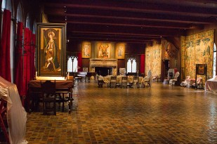 Sala de los Tapices del Isabella Stewart Gardner Musuem.