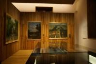 Sala con vistas de diversos Reales Sitios de Madrid. Foto @Unsereno
