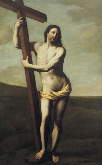 Guido Reni: Cristo Triunfante. Real Academia de Bellas Artes de San Fernando, Madrid.