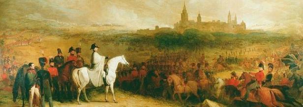 George Jones: La Batalla de Vitoria.