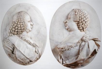 Juan Domingo Olivieri: Fernando VI y Bárbara de Braganza. RABASF.