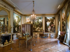 Salón Fragonard. Frick Collection.