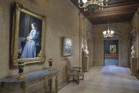 Hall norte junto a la galería oeste. The Frick Collection.