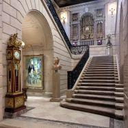La gran escalera. ©The Frick Collection, New York