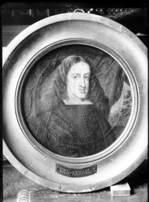 Jan Van Kessel II: Carlos II. Fototeca Nacional. En la actualidad Colección Abelló.