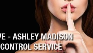 Ashley Madison Damage Control Service