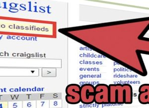 Common Craigslist Scams