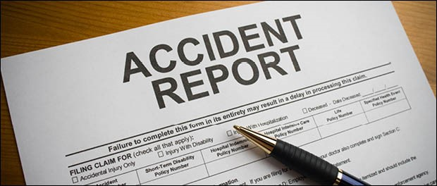 Proper Accident Reporting