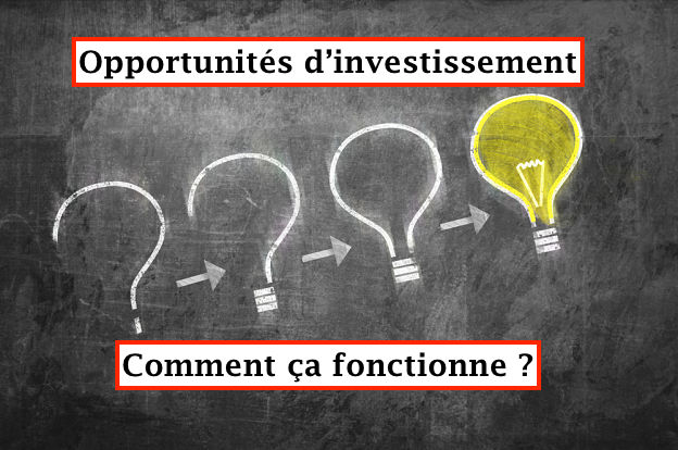 Opportunités d'investissement - Comment ça fonctionne ?
