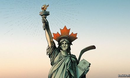 Canada's example to the world – Liberty moves north