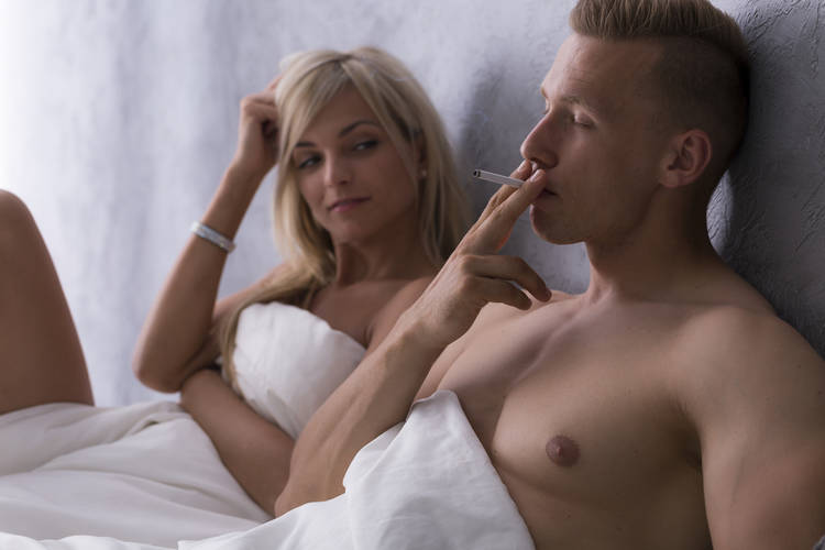 If You're in a Sex Rut, Smoking Weed Could Help