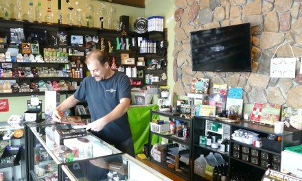 'My heart sunk': Pot plans push out small business, owner says
