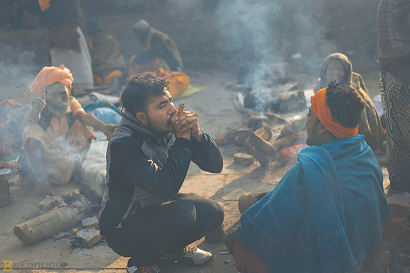 Police to arrest cannabis users at Pashupati this Mahashivaratri festival