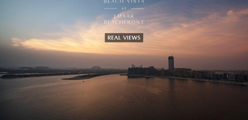Beach Vista at Emaar Beachfront