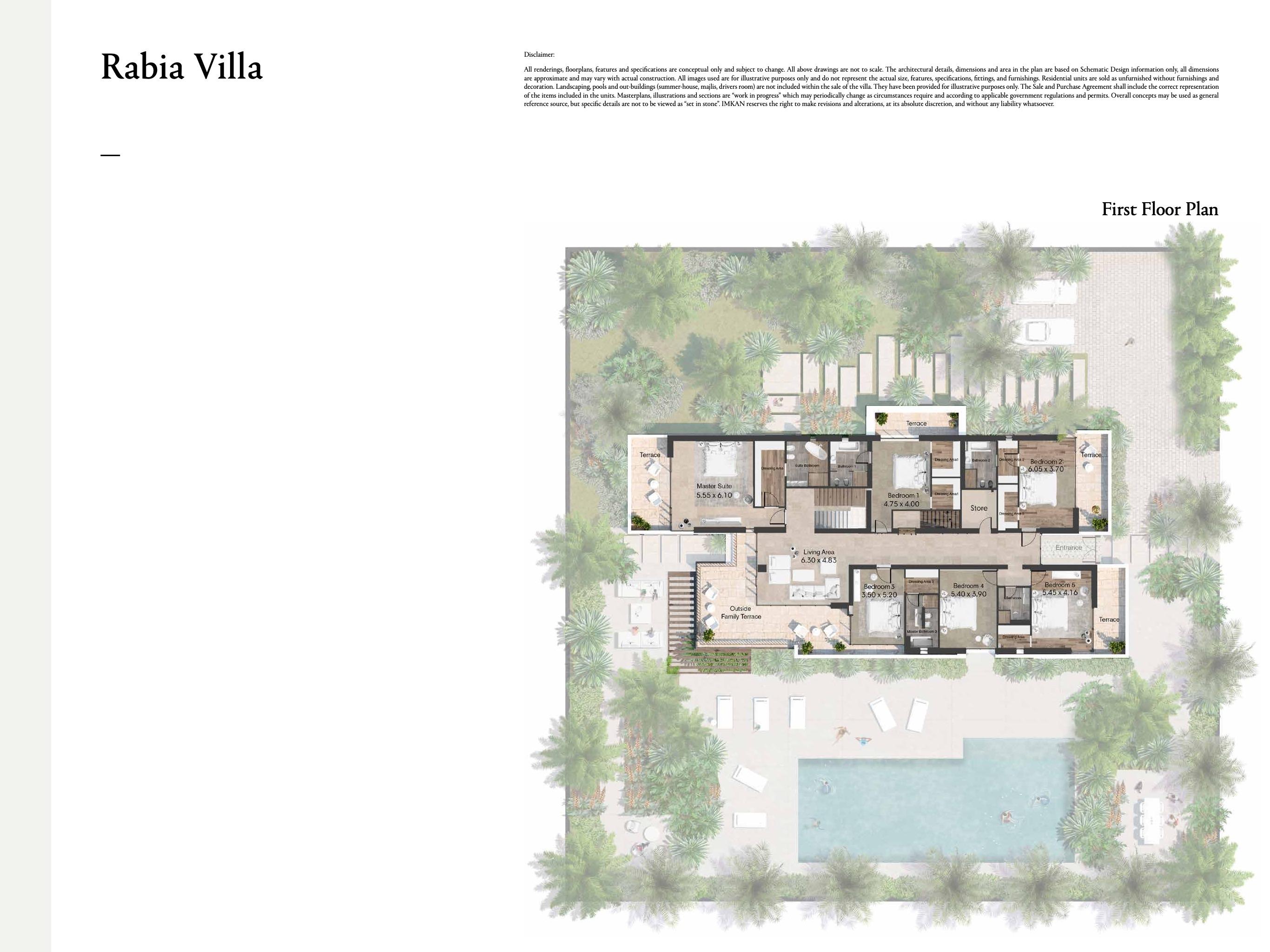 Rabia Villas Al Jurf Gardens