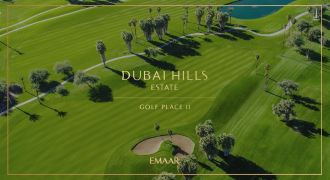 Emaar Golf Place II Dubai Hills Estate